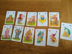 juego de mesa los 10 cerditos