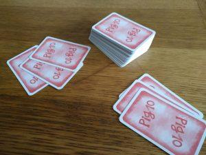 juego matemático los 10 cerditos
