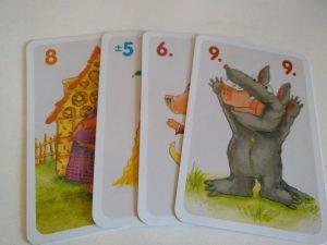 el juego de mesa los diez cerditos
