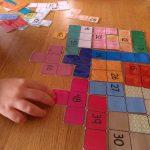 Tetris del 100 matemáticas manipulativas Aprendemos junto al mar