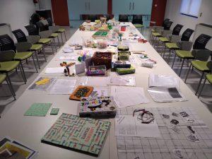 Formación para escuelas de matemáticas manipualtivas en Aprendemos junto al mar