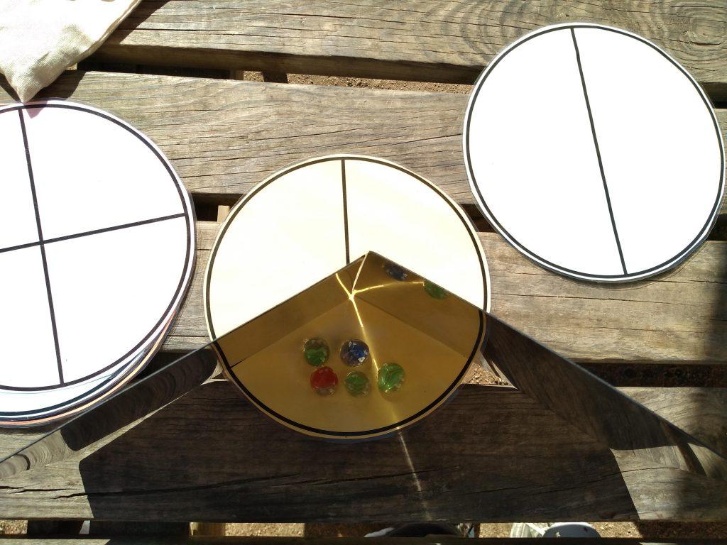 Multiplicaciones con espejos en aprendemos junto al mar