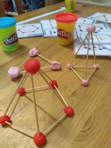 Geometria manipulativa matemáticas