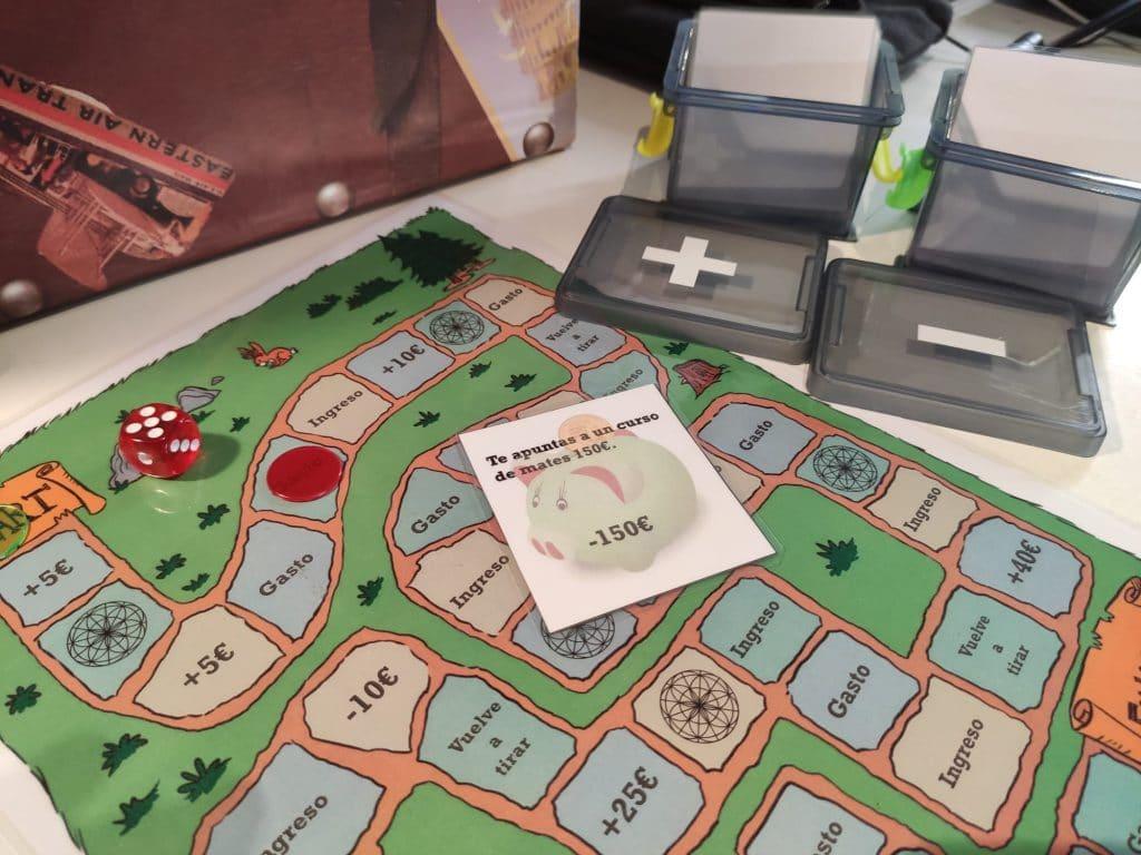 juego de mesa imprimible gratis