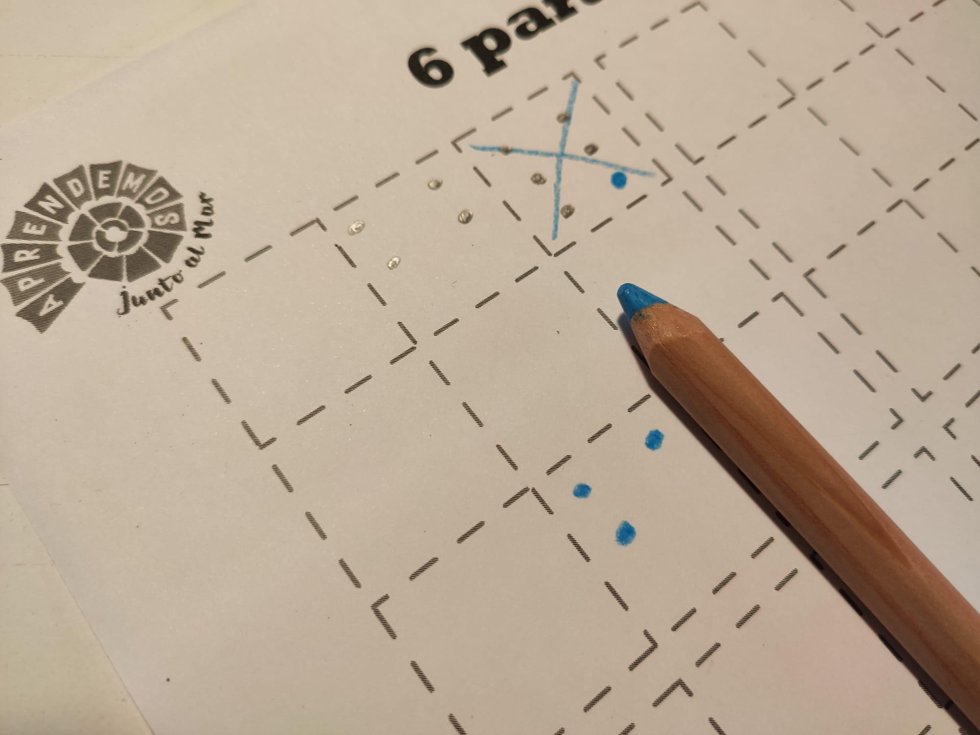 juego de matemáticas con dados educación viva