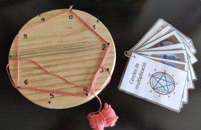 skip counting wheel multiplicar waldorf matemáticas manipulativas matemáticas vivas y activas competenciales