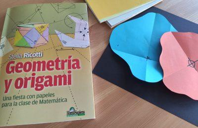 geometría manipulativa origami y geometría