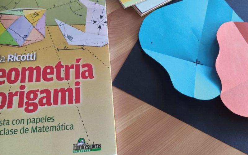Geometría y origami