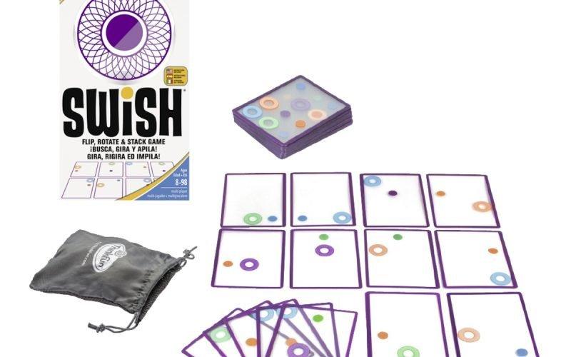 Juego de cartas:  Swish